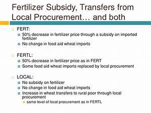 Alternative Strategic Towards Food Security - A Comprative ...