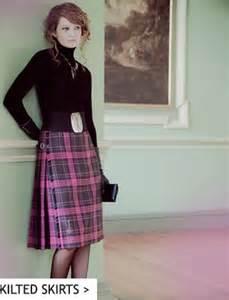Traditional Scottish Highland Dress Women