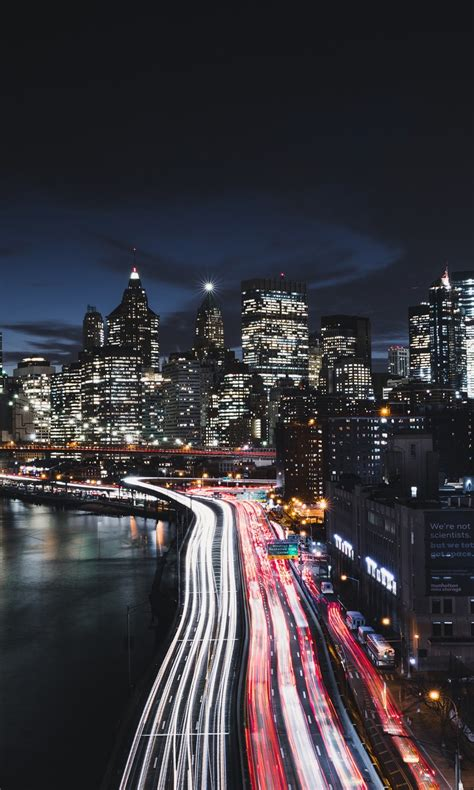 Nyc Iphone X Wallpaper 4k by Manhattan New York City Cityscape 4k 8k Wallpapers
