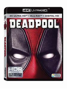 DEADPOOL 4K Ultra HD Blu-ray Demo Event at Why So Blu?