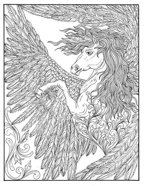 Deborah Muller Art / ChubbyMermaid   Adult coloring