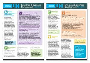 Four by four creative services university of herts for Staff newsletter template