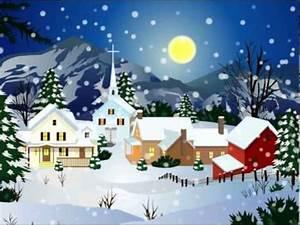 animated christmas wallpaper - YouTube  Animated