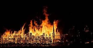 London Burns, for the Sake of Art - The New York Times