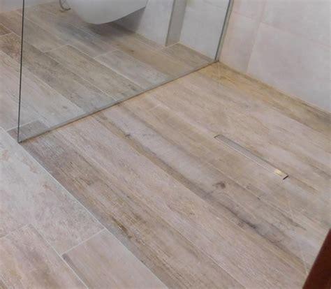 Piatto doccia filo pavimento piastrellabile   Bagni d'Autore