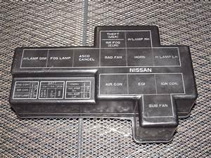 1988 Nissan 300zx Fuse Diagram