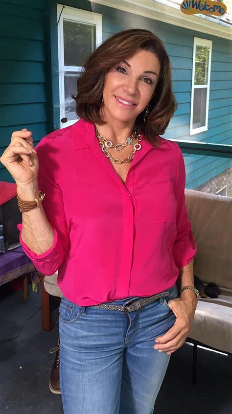 hilary farr  twitter  surprise early birthday gift