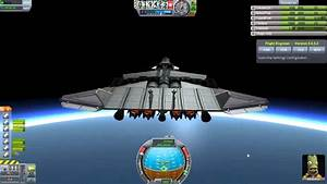 Kerbal Space Program - Interplanetary SSTO Rescue Ship ...