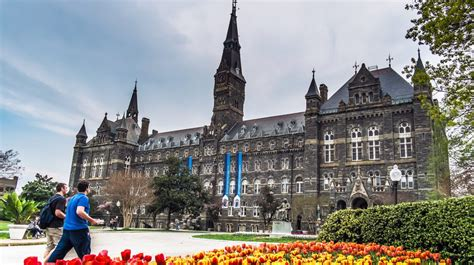 washington university george georgetown dc thebestschools colleges district columbia faculty