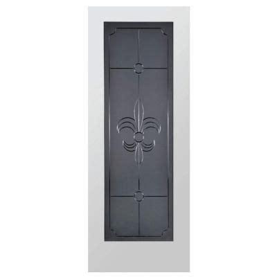 home depot interior doors with glass steves sons fleur de lis lite solid pine