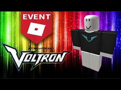 event     voltron shirt roblox youtube