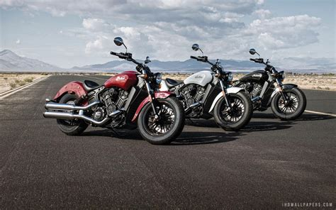 2016 Indian Scout Wallpaper