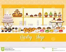 Pastry Shop Clipart - ...