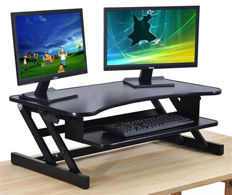 lift up computer desk best adjustable standing desks sometimes it 39 s better to