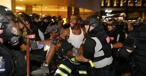 N C  Gov  Declares State Of Emergency Following Violent