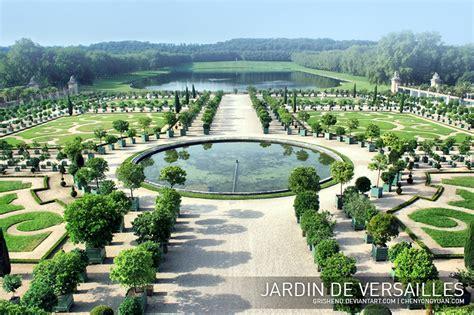Jardin De Versailles Hda by Landscape And Nature Chenyongyuan Com