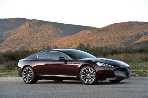 2016 Aston Martin Rapide Review, Ratings, Specs, Prices