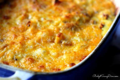 breakfast casserole easy easy breakfast casserole recipe dishmaps
