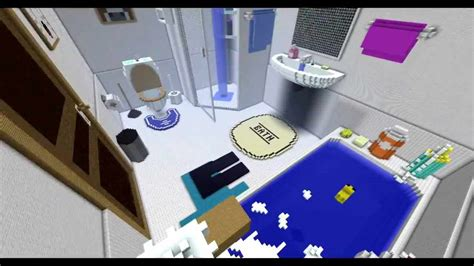 minecraft bathroom designs decorating ideas design trends premium psd vector downloads
