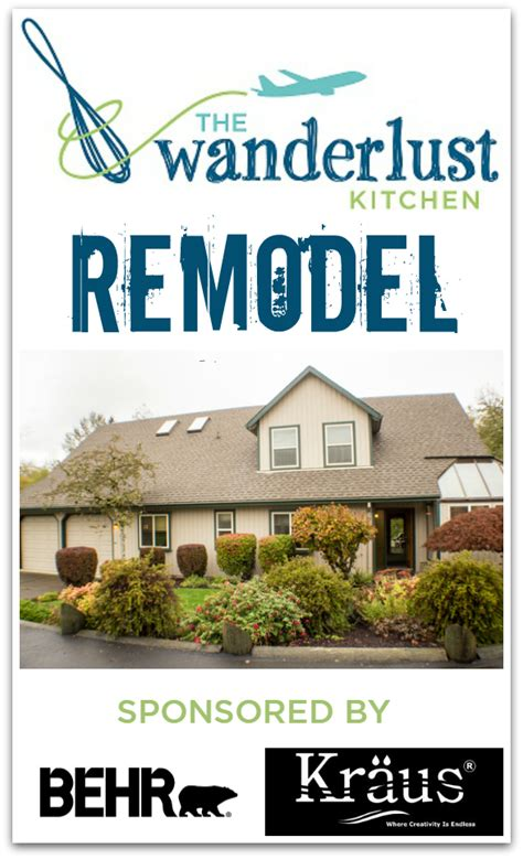 kitchen remodel project plan how to develop a home remodel timeline and budget the wanderlust kitchen