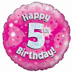 Image Gallery 5th Birthday