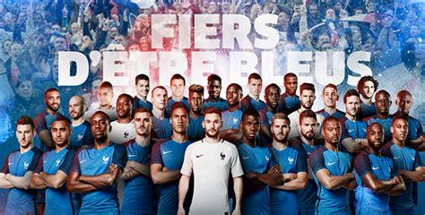 Equipe De France, Les 23 Joueurs Sélectionnés Pour L'euro 2016