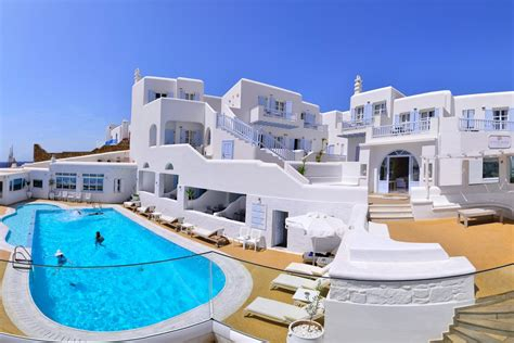 Petinos Beach Hotel Mykonos Hotel In Mykonos In Platis