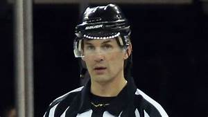 Watch NHL Ref Wes McCauley Gets Extra Pumped About