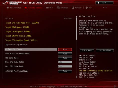 Asus Modified Bios Repository by The Rog Uefi Bios Republic Of Gamers Motherboards