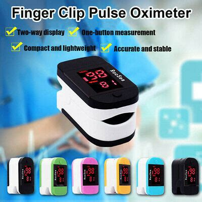 Digital Pulse Oximeter CVS WALGREEN SOLD OUT FDA APPROVED