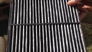 How To Change Cabin Filter  Mercedes Ml320 Ml430 W163  Where Is The Cabin Filter Located