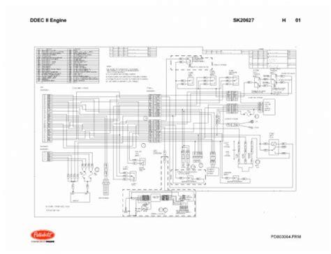 Ddec Wiring Diagram Pdf Auto Electrical