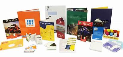 Printing Services Digital Service Business Marketing Materials