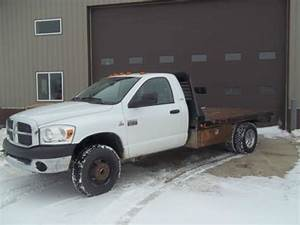Sell Used 2007 Dodge Ram 3500 4x4 6 Speed Manual Cummins