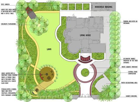 garden design garden project villa garden   large gazebo garden plan garden design