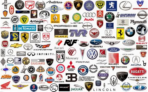 Car Manufacturer Logo by What S Your Favourite Car Manufacturer Logo