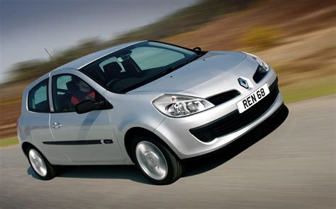 Renault Clio 2007 by 2007 Renault Clio Tomtom Pictures Photos Wallpapers
