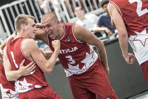 3x3 Pasaules kauss: Latvija un vēl 36 valstis | Latvijas ...