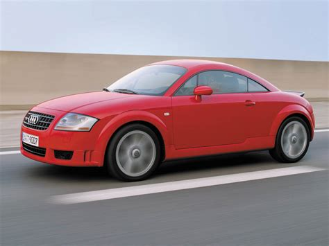2003 Audi Tt 3.2 Quattro