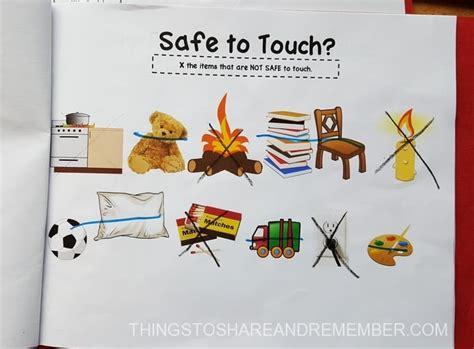preschool safety booklet printables 227 | fire2