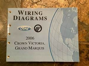 2006 Ford Crown Victoria Grand Marquis Wiring Diagrams