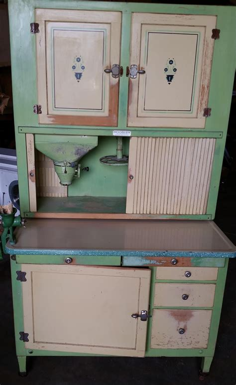 Vintage Kitchen Furniture by 1 Of 15 1930 S Hoosier Cabinet W Sugar And Flour