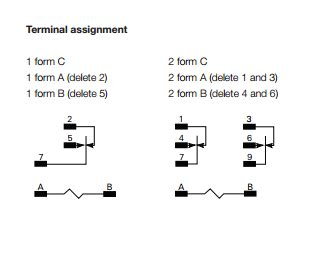 How Read This Relay Pinout Schematic Electrical