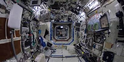 Space Station International Tour Inside Iss Through