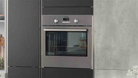 four de cuisine encastrable electroménager intégré à votre cuisine sur mesure mobalpa