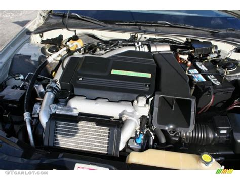2002 Mazda Millenia Engine by 2002 Mazda Millenia S 2 3 Liter Supercharged Dohc 24 Valve