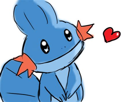 Mudkip By Nightofthelivingme On Deviantart