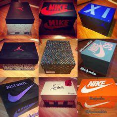 Nike Schuhschrank  Sneakerbox  Shoebox Von