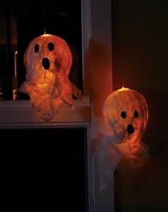 Halloween Sachen Basteln : gespenster laternen zu halloween basteln meine kinder pinterest laternen halloween und ~ Whattoseeinmadrid.com Haus und Dekorationen