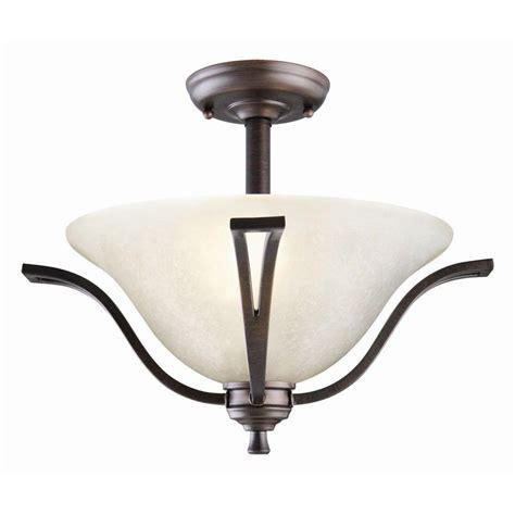 design house ironwood  light brushed bronze ceiling semi